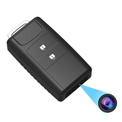 Conbrov 720P HD Mini Body Camera Video Recorder with Motion Detection and Night Vision: