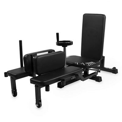Valor Fitness CA-30 Leg Stretch Machine:
