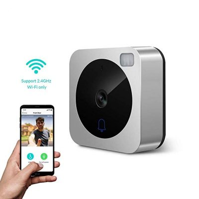 Vuebell, WiFi Video Doorbell:
