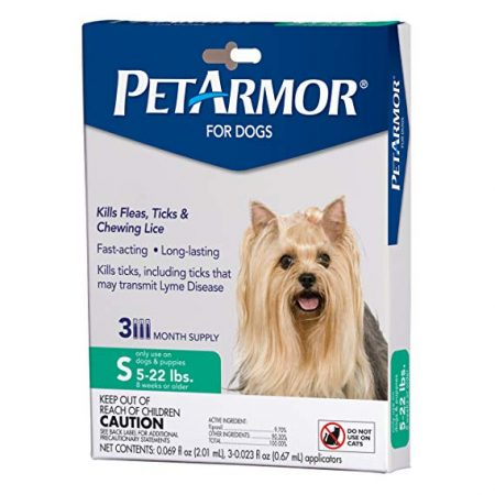 PetArmor Flea & Tick Treatment for Dogs: