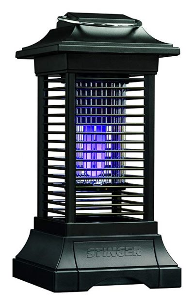 Stinger Cordless Rechargable Insect Zapper: