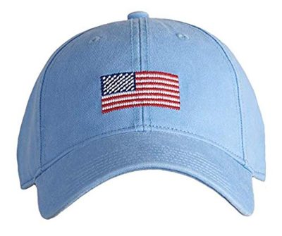 11. Harding-Lane American Flag Hat: