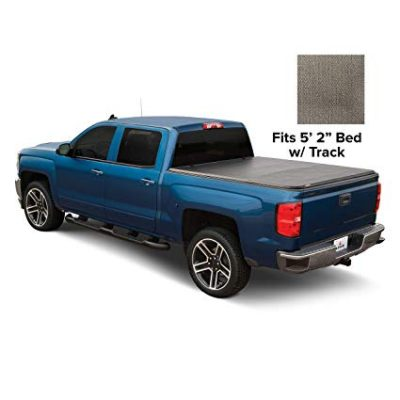 LEER Latitude Soft Tri-Fold Truck Bed Tonneau Cover for Toyota Trucks: