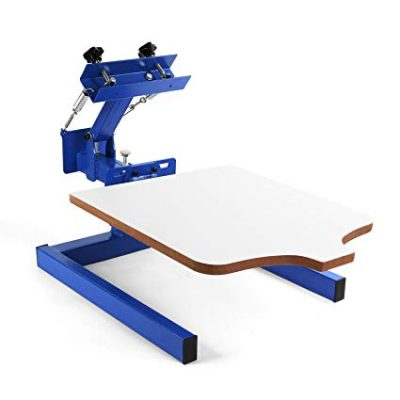 3. Mophorn Screen Printing Machine 1 Station 1 Color Screen Printing: