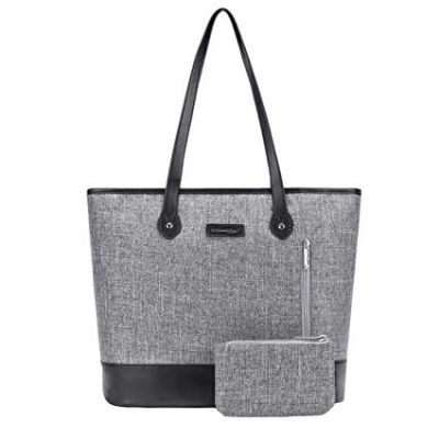 UtoteBag Women 15.6 Inch Laptop Tote Bag: