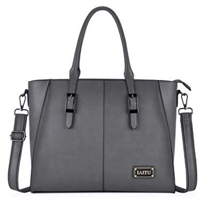 UtoteBag Women 15.6 Inch Laptop Tote Bag Notebook Shoulder Bag: