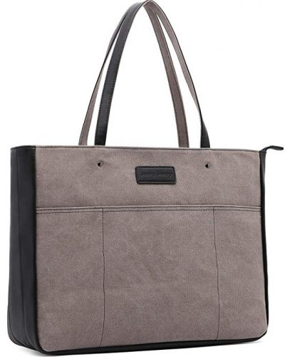 Laptop Tote Bag,Women 15-15.6 Inch Laptop Bag for Work by Sunny Snowy: