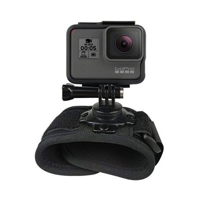 4. Gopro Wrist Strap Mount, Arm Wrist Strap Hand Diving Mount: