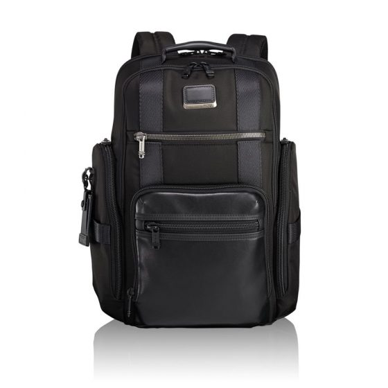 Alpha Bravo Sheppard Deluxe Brief Pack Laptop Backpack - Best Tumi Backpacks in 2019