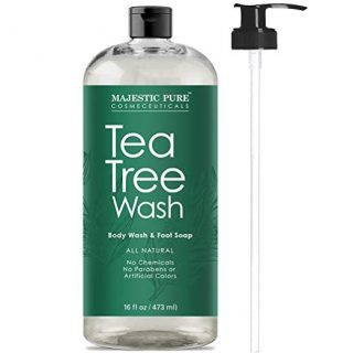 Antifungal Tea Tree Body Wash