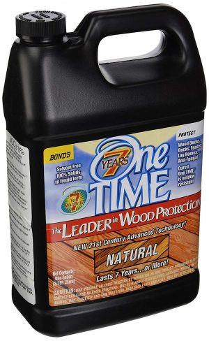 BOND DISTRIBUTING LTD 00200 00200 Gallon Natural Wood Stain