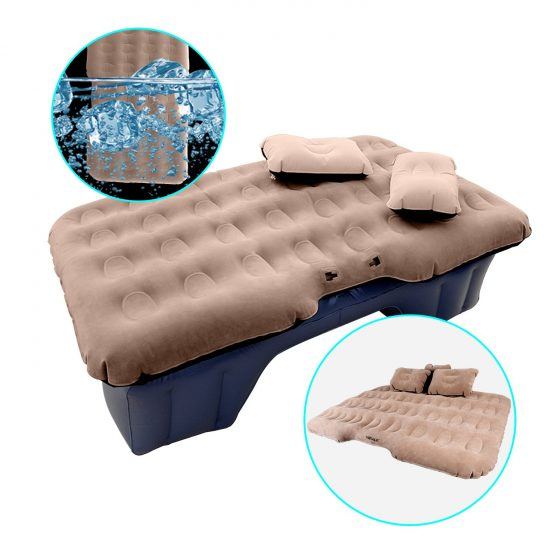 HIRALIY Car Inflatable Mattress