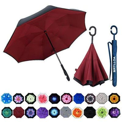 MRTLLOA Double Layer Inverted Umbrella-Inverted Umbrellas