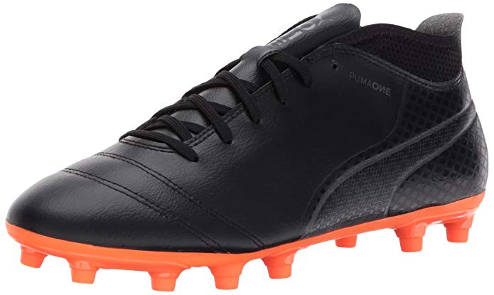 PUMA Men's ONE 17.4 FG Soccer Shoe