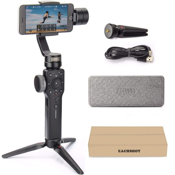 Zhiyun Smooth 4 3-Axis Handheld Gimbal Stabilizer
