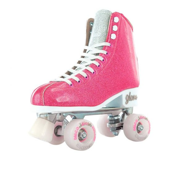 Crazy Skates Glam Roller Skates for Women and Girls