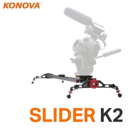 Konova Camera Slider Dolly K2 60cm