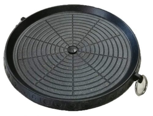 Korean Maifan Stone Barbecue Pan Non-stick Smokeless Indoor Grill Stovetop Plate