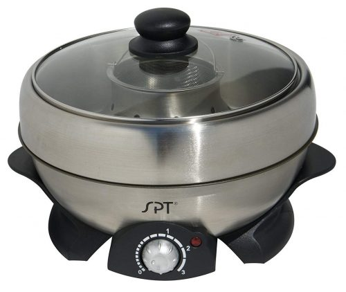 SPT SS-301 Multi-Cooker Shabu Shabu and Grill