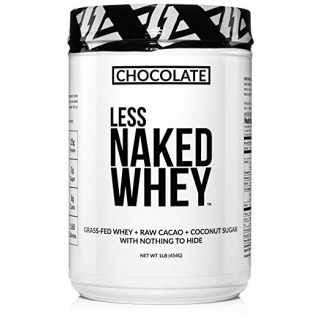 Less Naked Whey Chocolate Protein 1LB