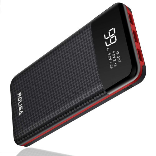 Power Bank Portable Charger 24000mAh High Capacity External Battery Pack with LCD Display
