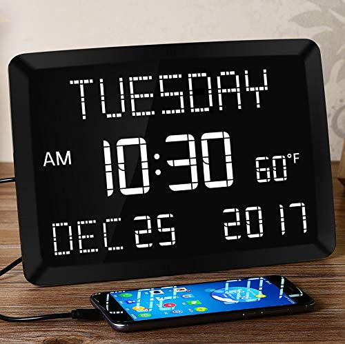Best Digital Calendar Clocks in 2020 on