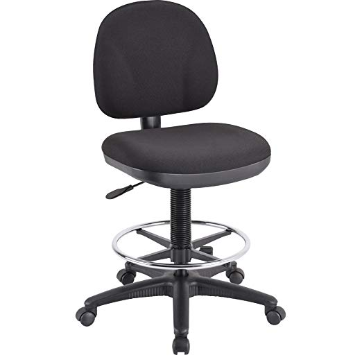 10. Lorell Adjustable Multi-Task Stool