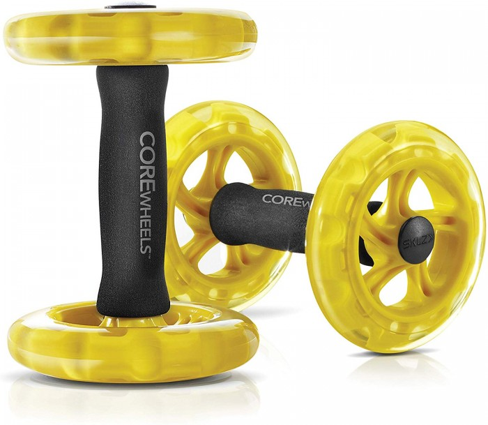#4 SKLZ Core Wheels Dynamic Strength and