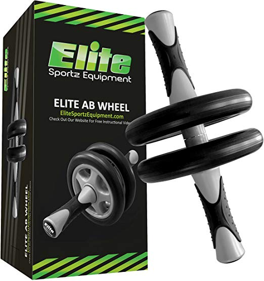 #5 Elite Sportz Equipment Ab Wheel Rollers