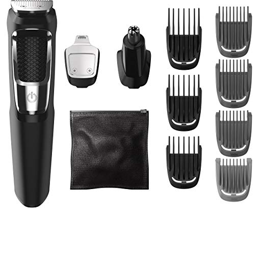 5. Philips Norelco Multigroom All-In-One Series 3000