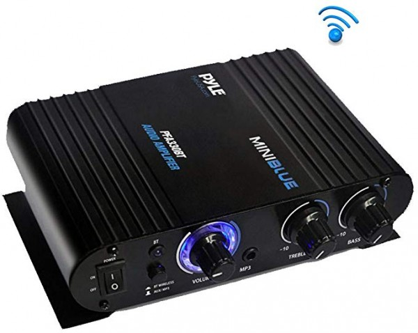 #04- Wireless Bluetooth Home Audio Amplifier