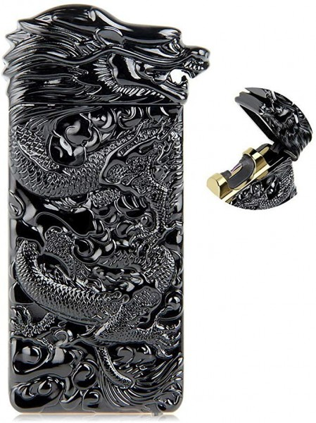 09-Tesla Plasma Dragon Lighter