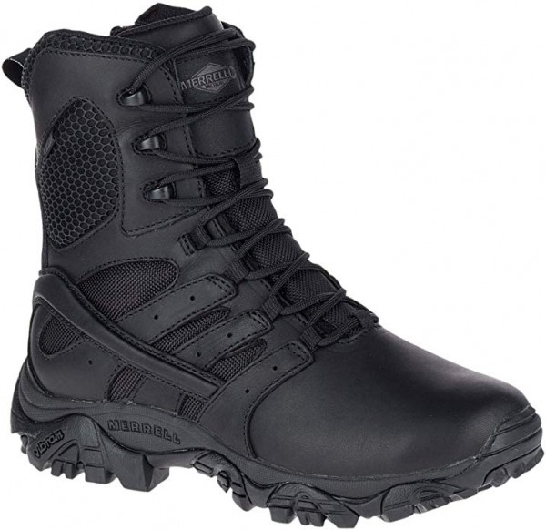 #6. Merrell Moab 2 8 combat boots for women