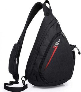 sling backpack for women
