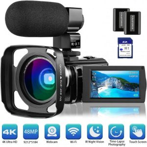 camcorders under 500$