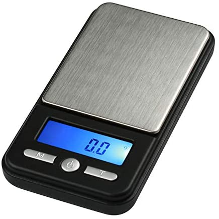 American Weigh Scale Ac-650 Digital Pocket Gram Scale