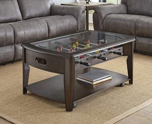 10. Steve Silver Cocktail Table with Foosball