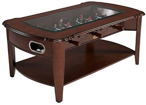 5. Berner 2 in 1 Foosball & Coffee Table